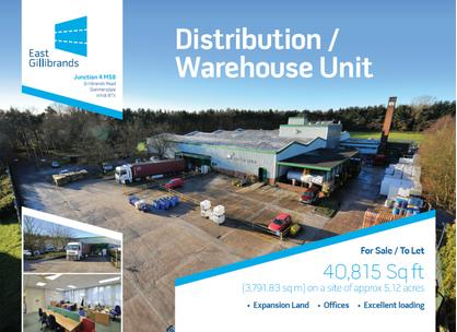 Distribution / Warehouse Unit