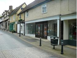 Town Centre Shop, 53 High Street, Royston