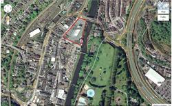 2 Acres (approx) Development Site - Taff Street, Pontypridd CF37 4TG