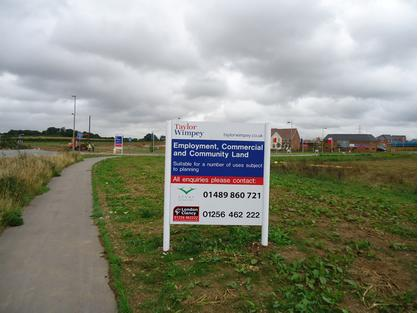 Excellent Commercial Opportunity within Taylor Wimpey Augusta Park Development