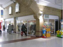 Chippenham Retail Property in the Emery Gate Shopping Centre To Let