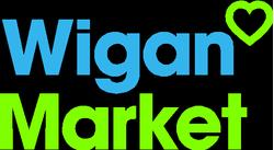 MARKET STALLS AVAILBLE ON FLEXIBLE TERMS WITH INCENTIVES IN WIGAN TOWN CENTRE