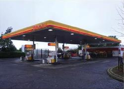 Petrol Filling Station, Westside Plaza, Edinburgh, EH14 2SW