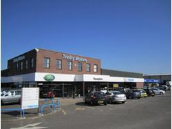 Car showroom, Coventry Road, HINCKLEY, Leicestershire
