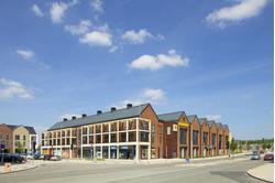 Phase II, The Square, Lawley Village, Telford, Shropshire