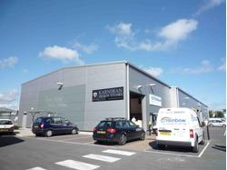 Nuffield Trade Centre, Poole