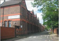 Fmr St. Margaret of Antioch Church of England Primary School, Upper Hampton Street, Liverpool