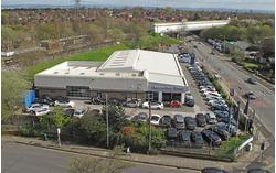 Freehold for Sale/To Let - Car Dealership Site