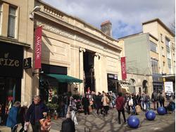 Bristol - Unit 1/4, St James Arcade