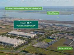 Prologis at London Gateway Logistics Park, Stanford-le-Hope, SS17 9DY