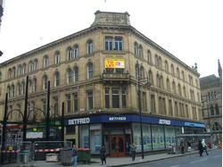 Upper Floors Market Street/Bank Street, Bradford, BD1 1PU
