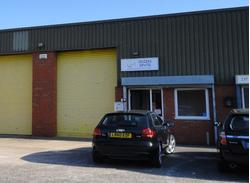 Ikon Trading Estatem, Near Hartlebury, Worcestershire, DY10 4EU
