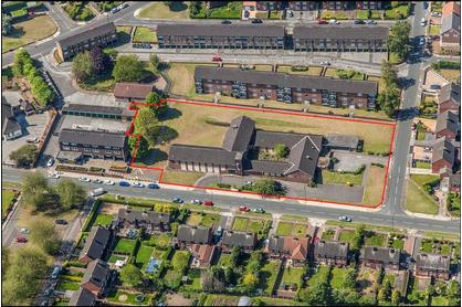 For Sale - Freehold Development Site with Vacant Possession