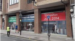 "New Shop Units ""H1"" 44-52 High Street, Hounslow, TW3 1NW"