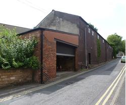 INDUSTRIAL UNIT WITH ANCILLARY OFFICE SPACE AND PARKING