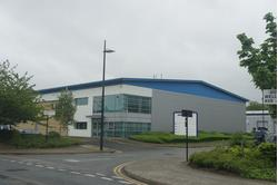UNIT 10 IO CENTRE WOOLWICH RIVERSIDE NDON SE18 6SR         MODERN B1/B2/B8 LIGHT INDUSTRIAL UNIT BUILT 2009