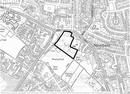 Resi Development Opportunity - Chesterfield, Derbyshire, S41