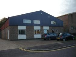 DETACHED FACTORY / WAREHOUSE PREMISES WITH SECURE CAR PARK/YARD TO REAR - Unit 28 Factory Road, Upton Industrial Estate, Poole, Dorset, BH16 5SL