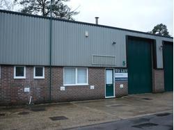 INDUSTRIAL/WAREHOUSE PREMISES - 5 Forest Close, Off Blackmoor Road, Ebblake Industrial Estate, Verwood, BH31 6DQ