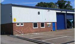 PROMINENT NEWLY REFURBISHED INDUSTRIAL / WAREHOUSE UNIT WITH DEDICATED YARD - Unit 8, 24 Abingdon Road, Nuffield Industrial Estate, Poole, Dorset, BH17 0UG