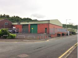 1800 SQFT INDUSTRIAL UNIT IN WIGAN TOWN CENTRE