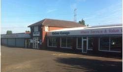 Former Oaken Garage Holyhead Road Oaken Wolverhampton West Midlands