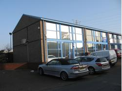 Unit 1 Rutherford Centre, 16 Dunlop Road, Hadleigh Road Industrial Estate, Ipswich IP2 0UG