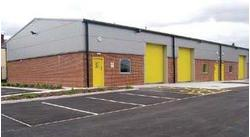 TO LET SINGLE STOREY WORKSHOP/WAREHOUSE. Unit 6, Woodrow Business Centre, Woodrow Way, Irlam, Manchester