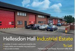 Unit 26 Hellesdon Hall Industrial Estate, Norwich, NR6 5DR