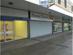 Wolverhampton: Retail unit to let.