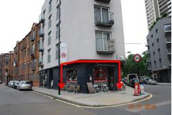 TO LET – Retail (A1) premises on Goswell Road, EC1