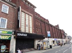 Former Nightclub Cavendish Street Chesterfield