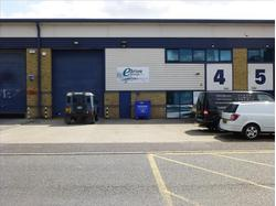 Unit 4 Kingside Business Park, Ruston Road, London, SE18 5BX