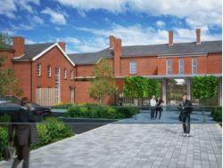 A first-class opportunity to create and run a new Business and Enterprise Centre
