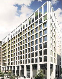 2 Pancras Square, Kings Cross, N1C