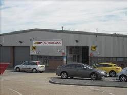 TO LET - INDUSTRIAL / TRADE COUNTER UNITS ON POPULAR TRADE ORIENTATED ESTATE WITH EASY ACCESS TO THE A2 Units 26  27 Bourne Industrial Park, Bourne Road, Crayford, Dartford, Kent