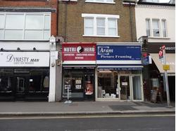 A1 Use Shop: 270 sq. ft. plus storage - Lease For Sale