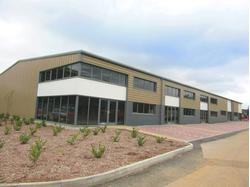 Newly Constructed Business Units to Let 2,520 sq ft - 12,600 sq ft
