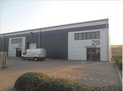 TO LET - MODERN WAREHOUSE / INDUSTRIAL UNIT including First Floor Office of 667 sq ft Unit 29 Optima Park, Thames Road, Crayford, Dartford, Kent