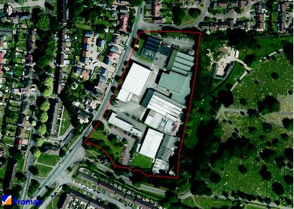 Industrial/ Manufacturing Property with Redevelopment Potential (STP)