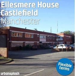 INDUSTRIAL UNITS TO LET. Units 1-3, Ellesmere House, Thorncross Close, Manchester