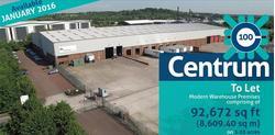 Centrum, Fourth Avenue, Staffordshire, DE14 2WL