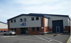 HIGH PROFILE DETACHED MODERN FACTORY/WAREHOUSE BUILDING - UNit B, Nimrod Way, East Dorset Trade Park, Ferndown, Dorset, BH21 7SH