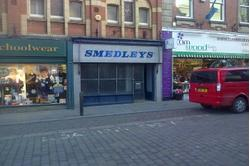 PRIME HIGH STREET UNIT TO LET 19 PRINTING OFFICE STREET, DONCASTER, DN1 1TJ.