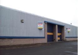 Hillfoot Industrial Estate, Sheffield