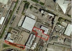 Land On Wharfside Way & Elevator Road, Trafford Park