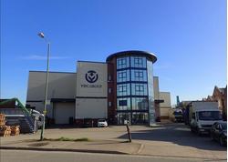 VDC Distribution Centre, Fourth Way, Wembley