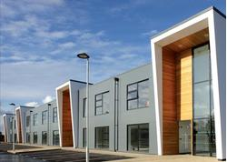 Alba Pavilions, Alba Business Park, Livingston