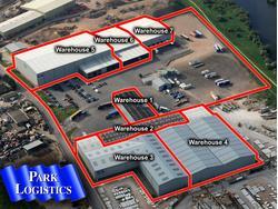 Sabre Industrial Park, Colwick Industrial Estate, Nottingham