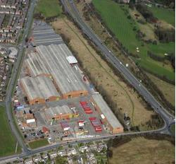 ST HELENS | Linkway Distribution Park